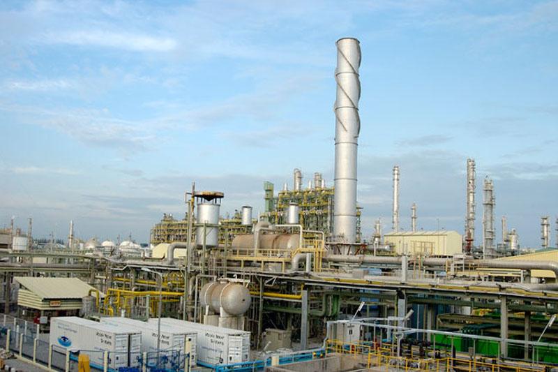 Glow Energy Phase 1 plant