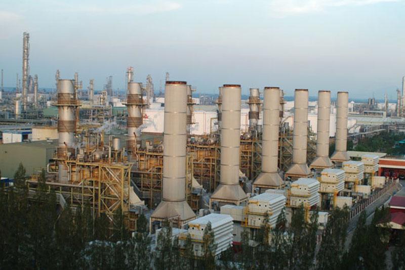 Glow Energy Phase 2 plant