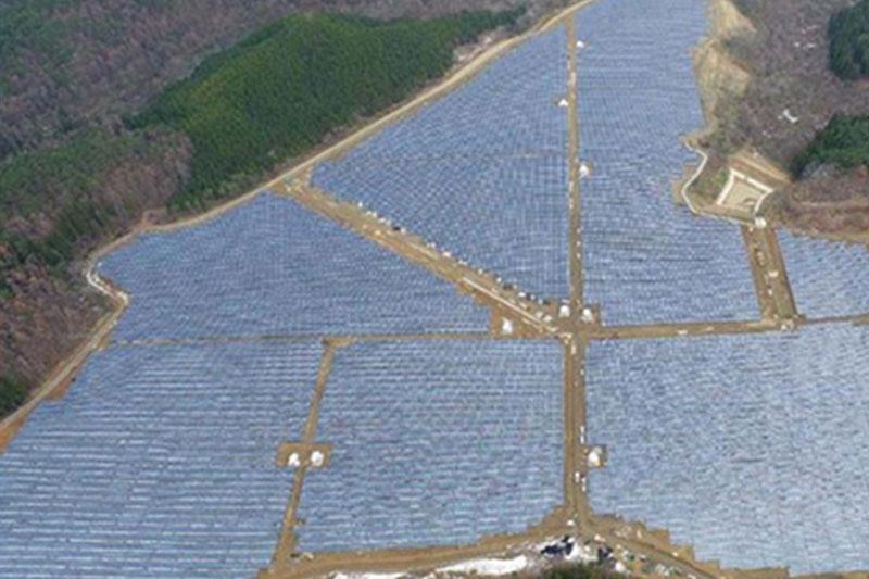 Ichinoseki Solar Power (ISP1)