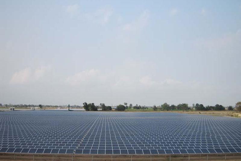 Thai Solar Renewable Company Limited