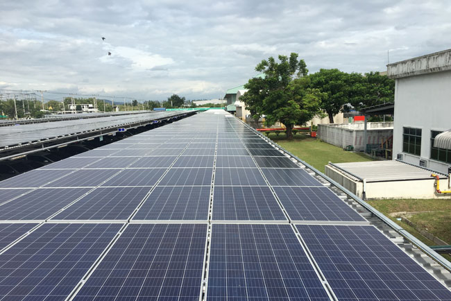 Glow Energy Solar PV Rooftop (Project1)