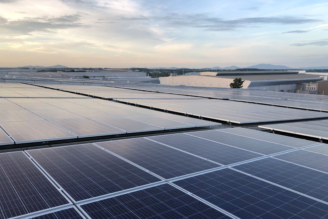 Glow Energy Solar PV Rooftop (Project 2)