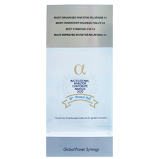 Institutional Investor Corporate Awards 2020