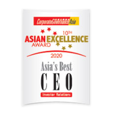 Asia's Best CEO