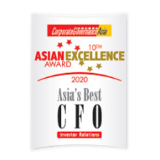 Asia's Best CFO